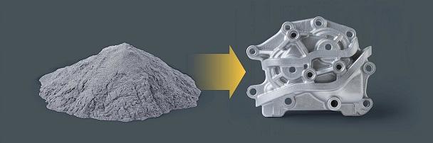 Metall Laserschmelzen Wenz Mechanik